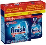 Détergent pour lave-vaisselle et agent de rinçage Finish | Finishnull