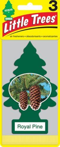 Assainisseur d'air Little Trees, pin royal, paq. 3 Image de l'article
