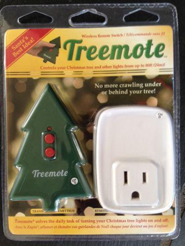 Treemote Christmas Light Switch Product image