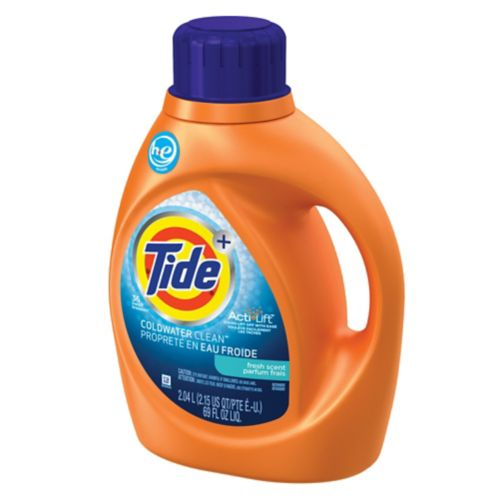Tide HE Fresh Scent Liquid Detergent, 36 use Product image