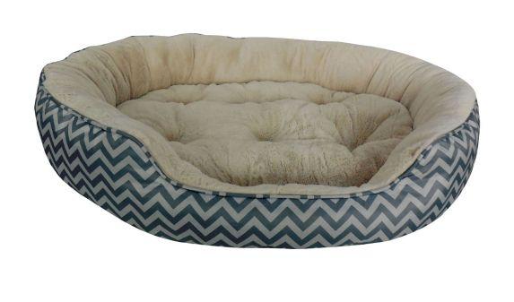 Grand lit antidérapant pour chiens, 46 po Image de l'article