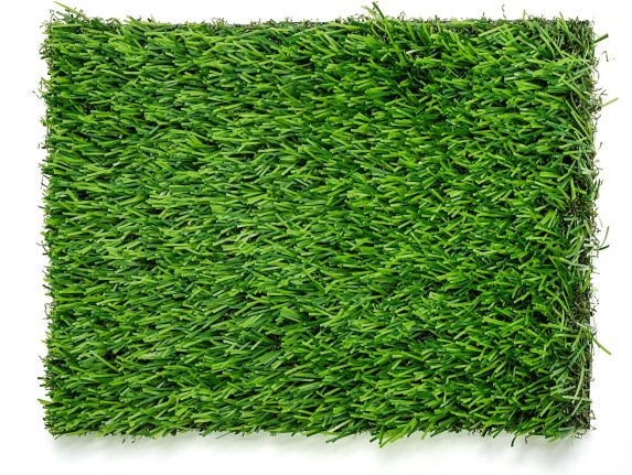 Multy Home Pre-Cut Turf Outdoor Rug, Green, 5x7-ft Product image