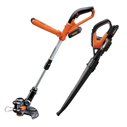 WORX Trimmer & Blower Bundle Product image