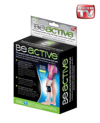 As Seen On TV BeActive Knee Brace Product image