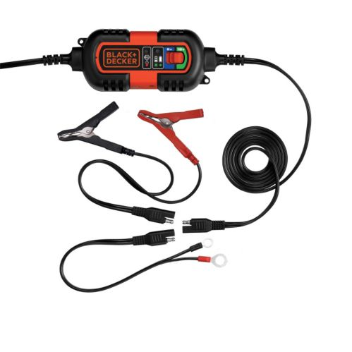 Black & Decker 1.2A Battery Maintainer/Charger