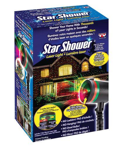 Projecteur Star Shower Comme à la télé
