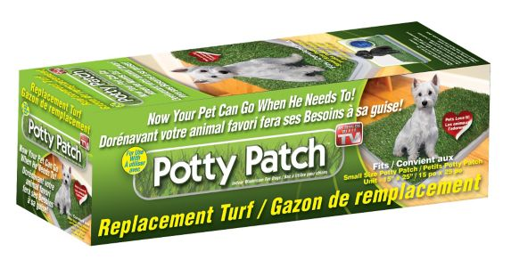 As Seen On TV Potty Patch Indoor Dog Washroom Refill
