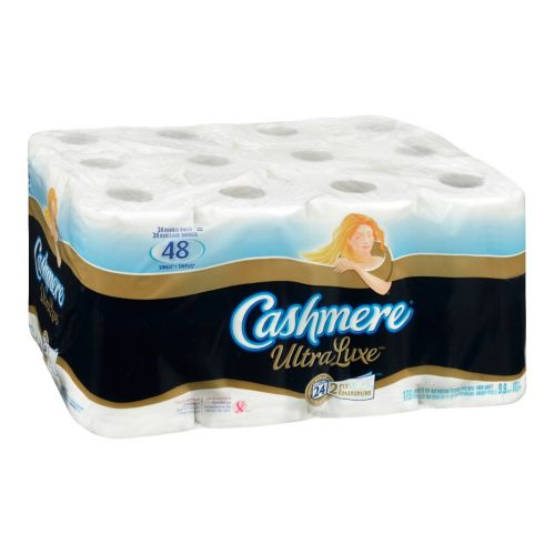 Cashmere Ultra Luxe Toilet Paper, 24-roll Product image