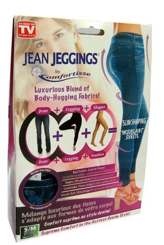 Jean Jeggings, Comme à la télé Image de l'article