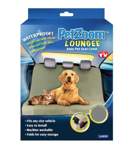 Housse de siège Pet Zoom Lounge, Comme à la télé Image de l'article