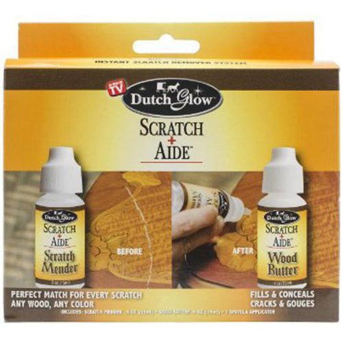As Seen On TV Dutch Glow Scratch Aide Product image