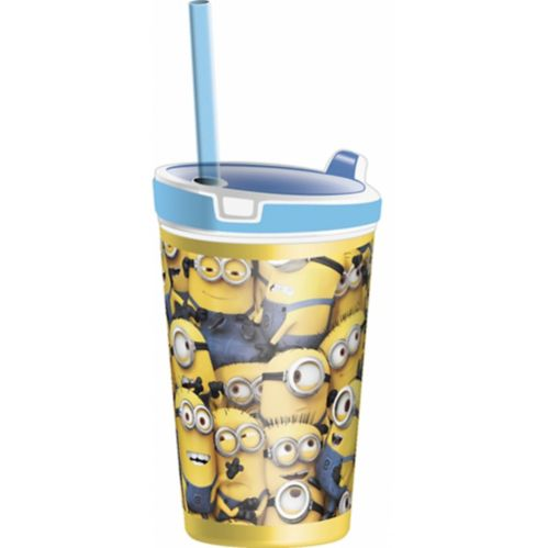 As Seen on TV Snackeez Jr. Minions 2-in-1 Snack & Drink Cup Product image