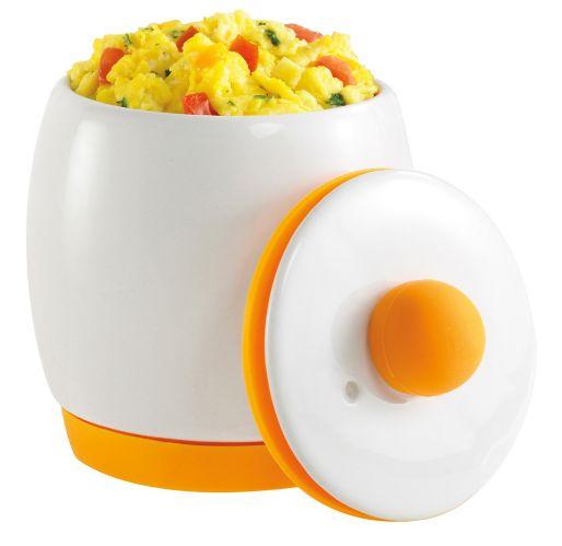 Cuiseur d'oeufs au micro-ondes EggTastic, comme à la télé Image de l'article