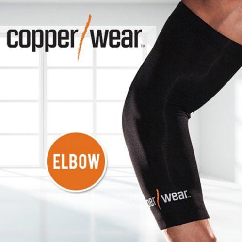 As Seen On TV Copper Wear Knee Sleeve, Medium Product image