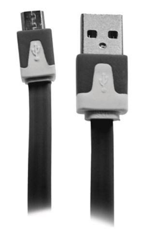 Micro USB Charge & Sync Cable, 3-ft Product image