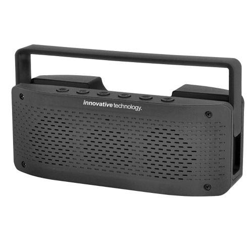 Haut-parleur Bluetooth caoutchouté Image de l'article