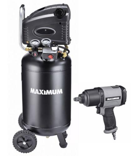 Compresseur d'air Maximum, 15 gallons Image de l'article