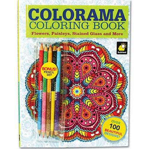 As Seen On TV Colorama Colouring Book Product image