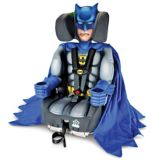 Batman Harnessed Booster Seat with Adjustable Head | Batmannull
