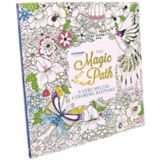 Cahier à colorier pour adultes Colorama Magic Path, comme à la télé | As Seen On TVnull