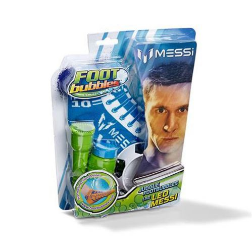 As Seen on TV Leo Messi Foot Bubbles Starter Pack Product image
