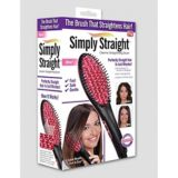 As Seen on TV Simply Straight Straightening Brush, Ceramic | As Seen On TVnull