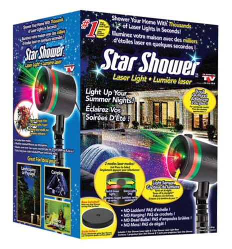 As Seen on TV Star Shower Product image