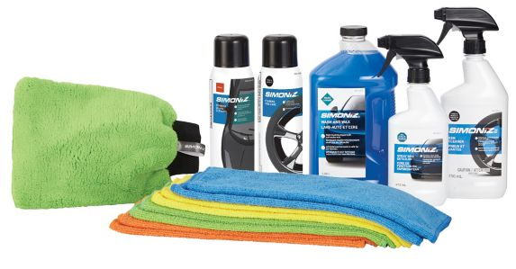 Simoniz Car Care Kit With Bucket Product image