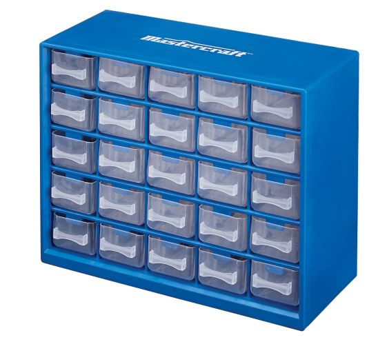 Mastercraft Parts Cabinet with Fasteners Product image