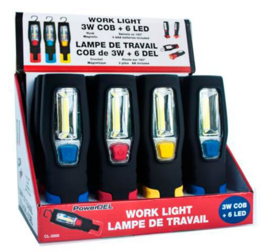 3W COB Worklight Product image