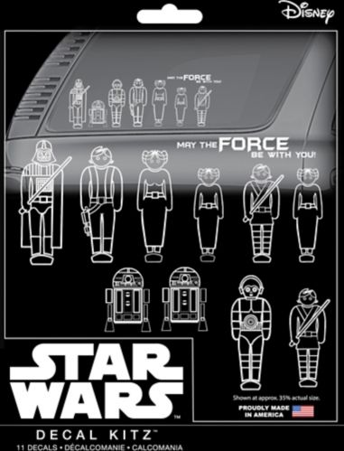 Star Wars Decal Kit Product image