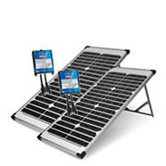 Coleman 40W Crystalline Solar Panel, 2-pk