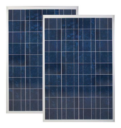 Coleman 100W Crystalline Solar Panel, 2-pk Product image
