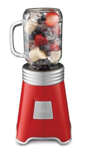 Oster Ball Mason Jar Blender, Red Product image