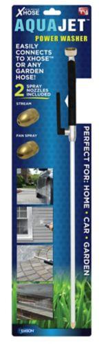 X-Hose Aqua Jet Power Washer Product image