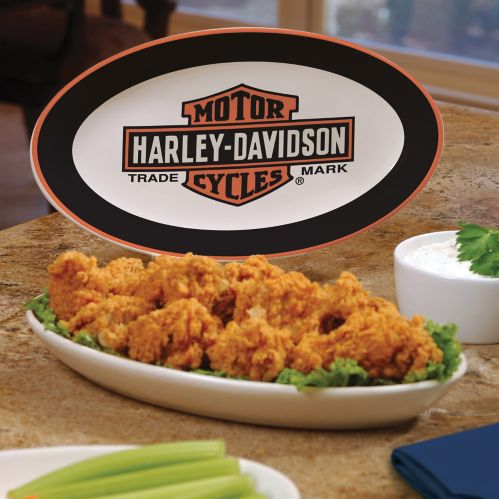 Plat Harley-Davidson, 12 po Image de l'article