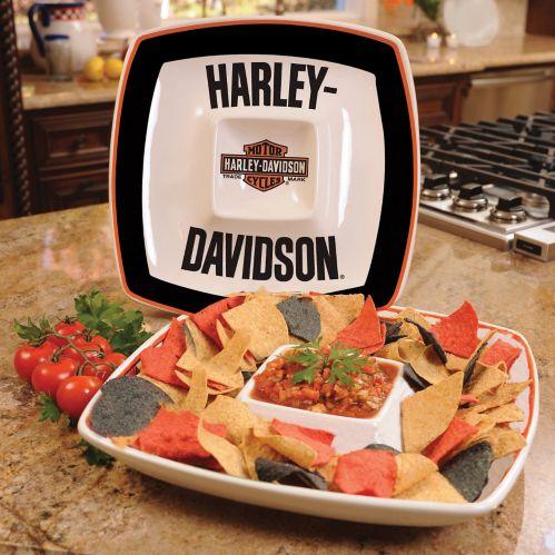 Bol à trempette Harley-Davidson, 14 po Image de l'article