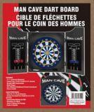 Man Cave Dart Board & Cabinet Set | Prowinnull