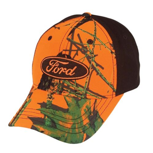 Ford 6 Panel Hat