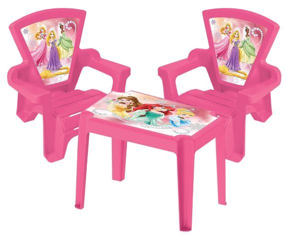 Table et chaises Adirondack Image de l'article