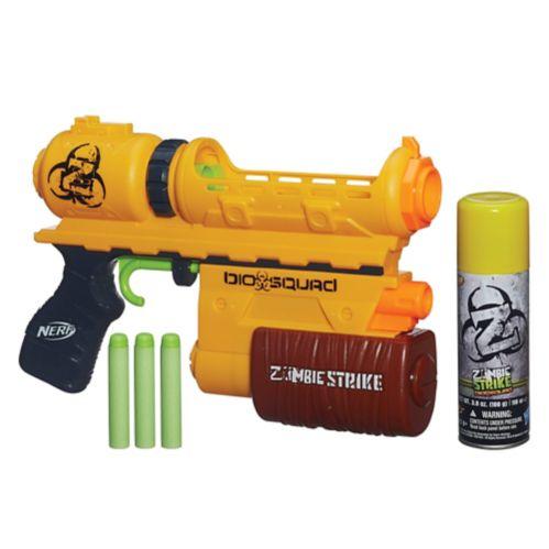 Pistolet Nerf Zombie Biosquad ZR-100 Eraser Image de l'article