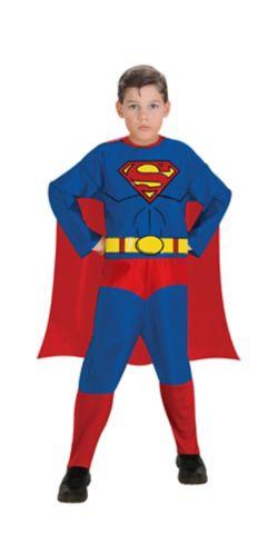 Costume d'Halloween pour enfants, Superman