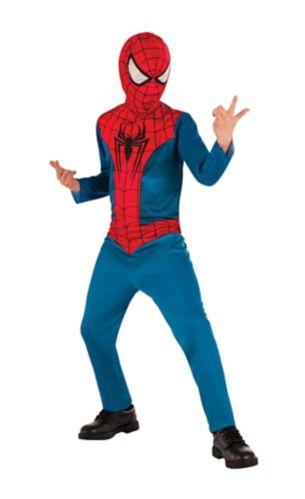 Costume d'Halloween pour enfants, Spiderman Image de l'article