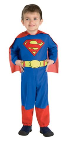Costume d'Halloween pour tout-petit, Superman Image de l'article