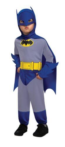 Costume d'Halloween pour tout-petit, Batman