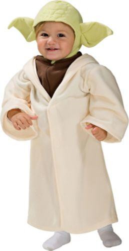 Yoda Toddler Halloween Costume Product image