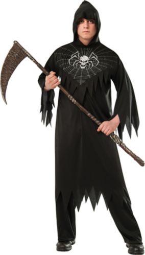Costume d'Halloween, faucheuse, hommes Image de l'article