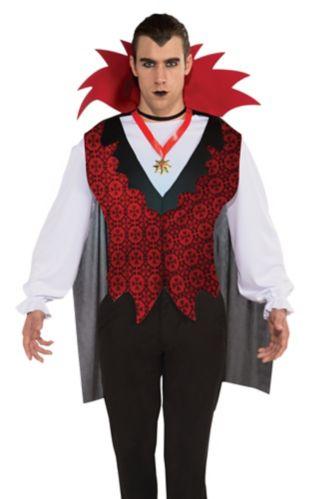 Costume d'Halloween, vampire, hommes Image de l'article