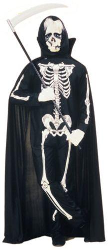 Costume d'Halloween, squelette, hommes Image de l'article