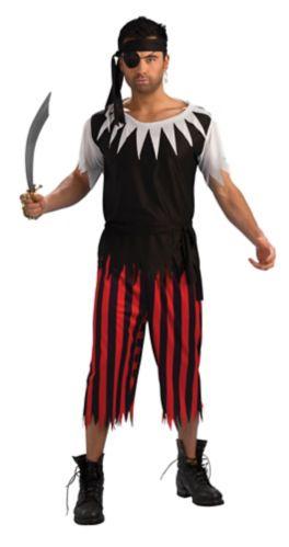 Pirate Halloween Costume, Men's Product image